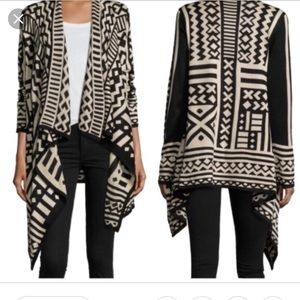Urban Outfitters Aztec array open cardigan size S